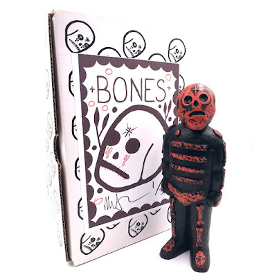Boo the Cat, Bones & Lucky Halloween Edition Resin Figures by Mike Egan