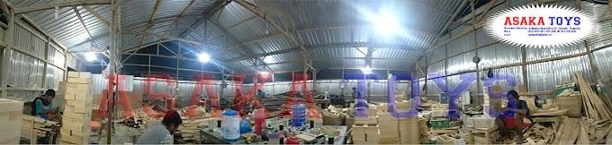 Pabrik dan Supplier Mainan Indonesia - Produksi APE Mainan Edukatif PAUD TK 2021