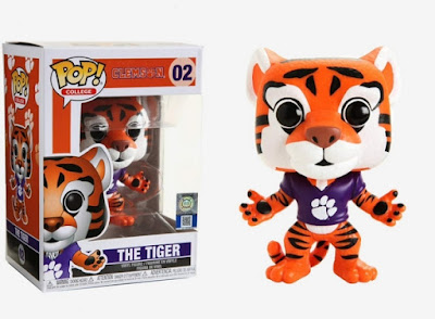 Clemson Tigers Action Figure