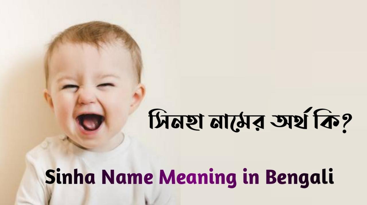 সিনহা শব্দের অর্থ কি ?, Sinha meaning in Bengali, সিনহা নামের ইসলামিক অর্থ কী, Sinha name meaning in Bengali, সিনহা নামের আরবি অর্থ কি, Sinha নামের অর্থ,Sinha নামের অর্থ, সিনহা কি ইসলামিক নাম, Sinha meaning, Sinha namer ortho, Sinha name meaning in Bengali, Sinha meaning Bengali