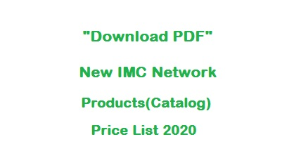 imc products rate list