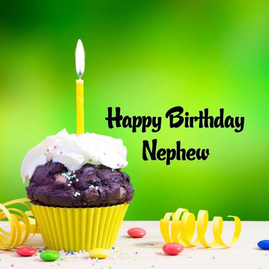 birthday wishes for nephew