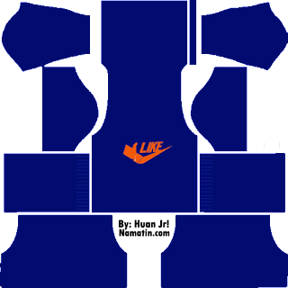 Download Kit Dream League Soccer Nike