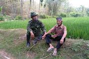 Canda Tawa Mempererat Kemanunggalan TNI Bersama Rakyat