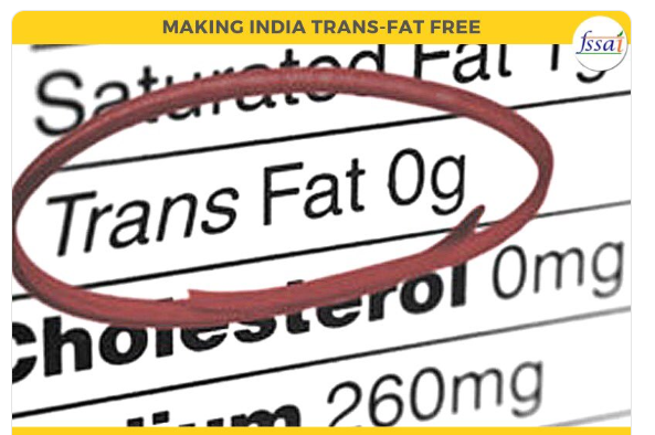Trans Fat free, Daily Current Affairs