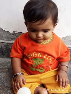 Cute Baby 2830