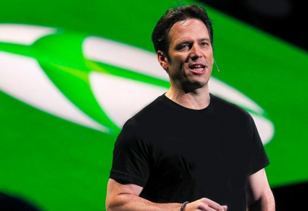 How does the head of the Xbox Phil Spencer see the future of the platform