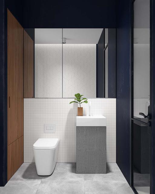 Interior Design Ideas Bathroom Tiles