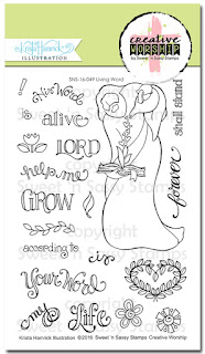 http://www.sweetnsassystamps.com/creative-worship-living-word-clear-stamp-set/
