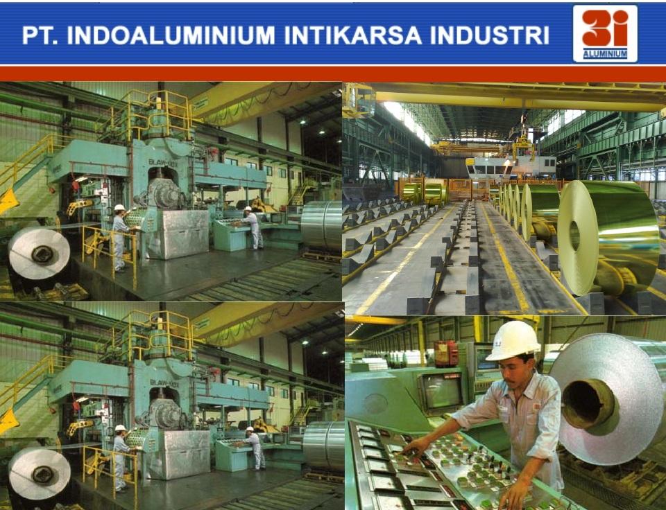 Lowongan Kerja PT Indoaluminium Intikarsa Industri Terbaru