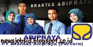 Lowongan Kerja BUMN PT Brantas Abipraya (Persero) Januari 2017 ( Fresh Graduate/ Berpengalaman)
