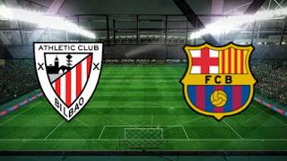 مشاهدة مباراة برشلونة واتليتك بلباو بث مباشر
