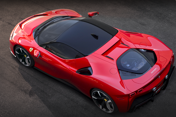 Supercar Ferrari SF90 Stradale Kini Hadir di Indonesia