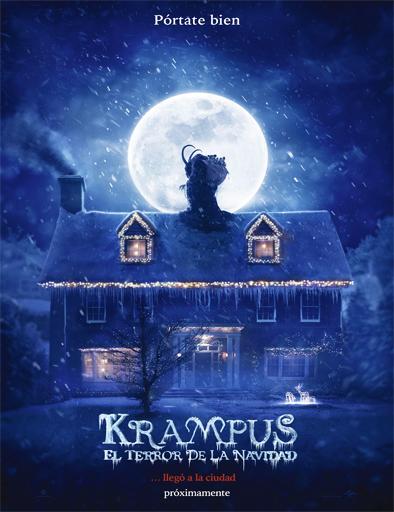 Ver Krampus: El terror de la Navidad (2015) Online