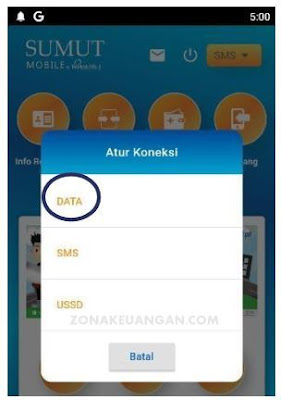 APPS SUMUT MOBILE