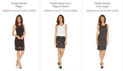 vestidos baratos de Silvian Heach