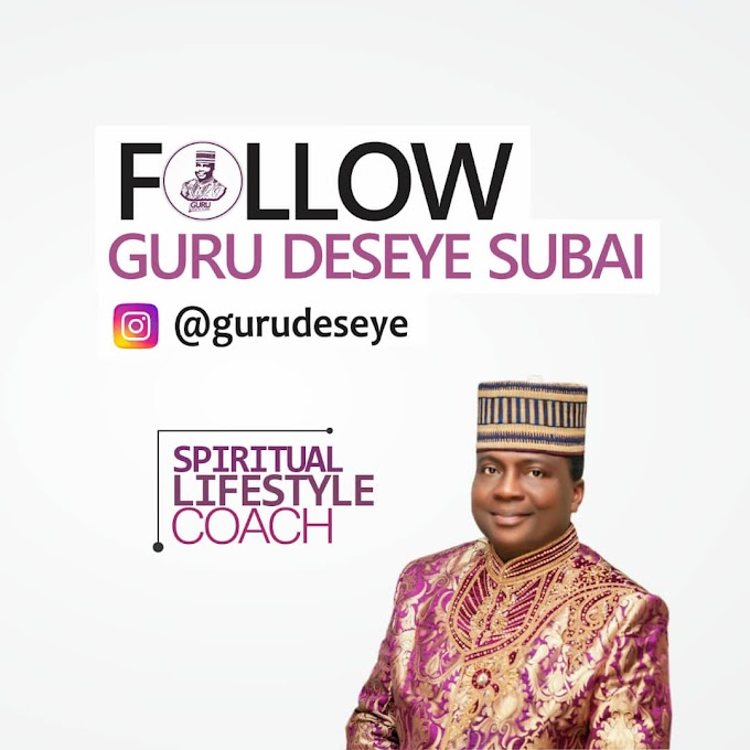 Speak with Guru Deseye Subai one-on-one | @gurudeseye
