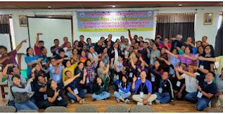 12 Quotes Menarik dalam Pembekalan Dewan Pleno Paroki  Santo Fransiskus Xaverius Tanjung Priok Jakarta Utara di Bukit Pinus Bogor