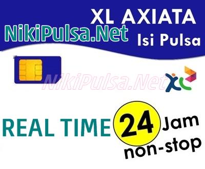 Update Harga Pulsa XL Axiata Termurah Server Niki Reload Pulsa Elektrik Online Termurah Jakarta Bandung Semarang Surabaya
