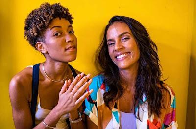 Música Girassol é um feat entre a cantora de Feira de Santana Juli e Ju Moraes