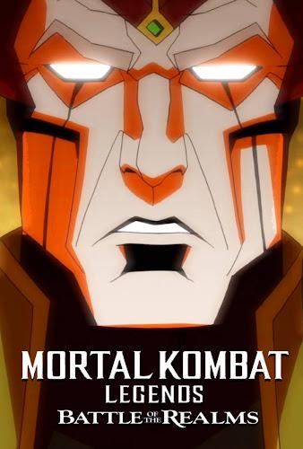 Mortal Kombat Legends: Battle of the Realms (Web-DL 720p Dual Latino / Ingles) (2021)