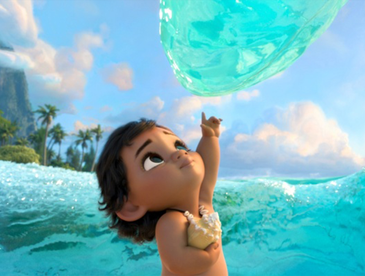 cute moana hd wallpapers download | baby moana images