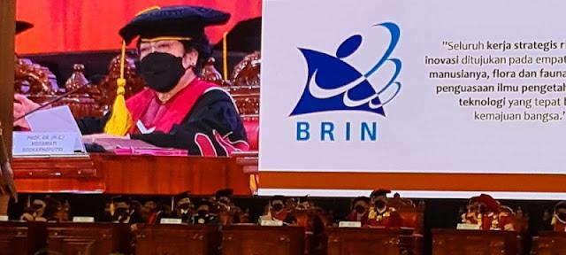 Sampaikan ke Jokowi, Prof. Megawati: Orang Indonesia Enggak Bisa Disiplin Pak