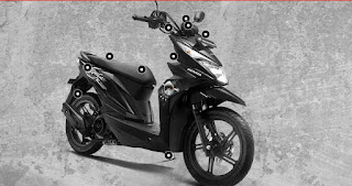 Honda All New BeAT Street eSP