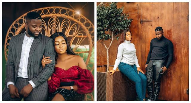 Nigerian Singer, Skales set to wed as their Pre-wedding photoshoot goes viral