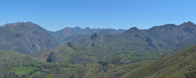 Montes de Piloña