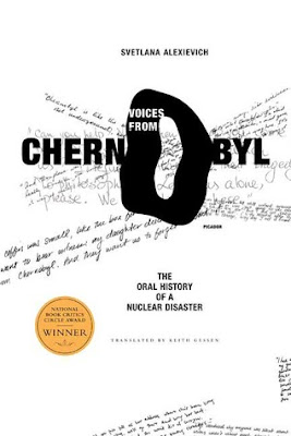 review buku chernobyl