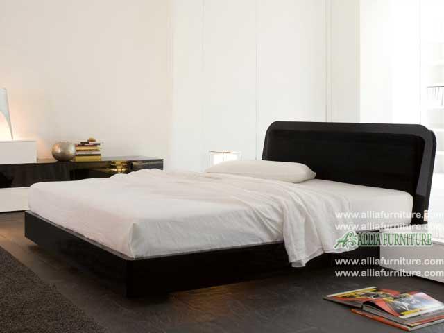 tempat tidur minimalis modern model soul