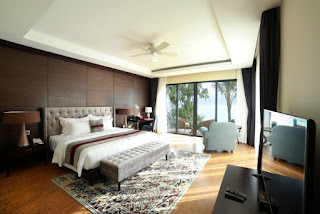 Biệt thự 3 phòng ngủ hướng biển vinpearl nha trang