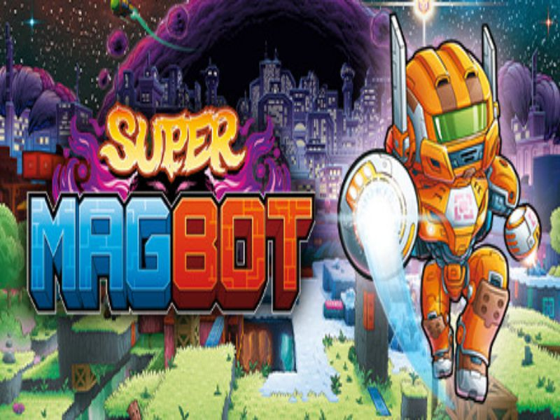 Download Super Magbot Game PC Free