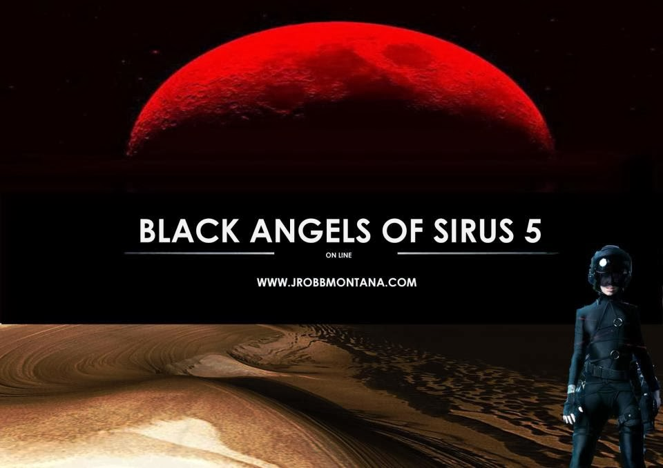 Black Angels of Sirus 5