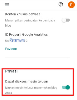Cara publish blog ke Google