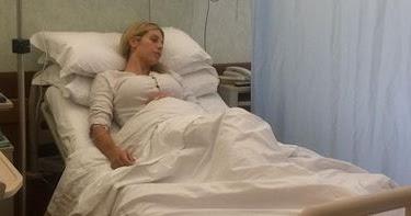 Paola Caruso in ospedale: cos'è successo alla Bonas?