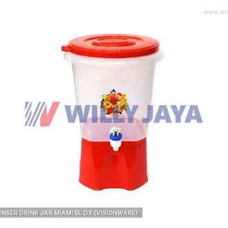 AR - DISPENSER/ DRINK JAR MIAMI 5L DX (VISIONWARE)