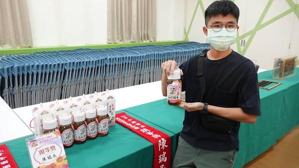 彰化市養蜂班獲產銷履歷認證 6蜂農奪頭等獎雙喜臨門
