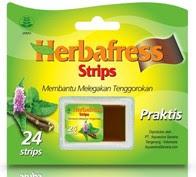 Harga Herbafress Obat Batuk Ringan Terbaru 2017