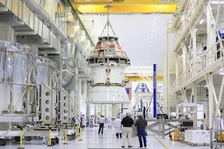 NASA Orion Spacecraft Artemis Mission