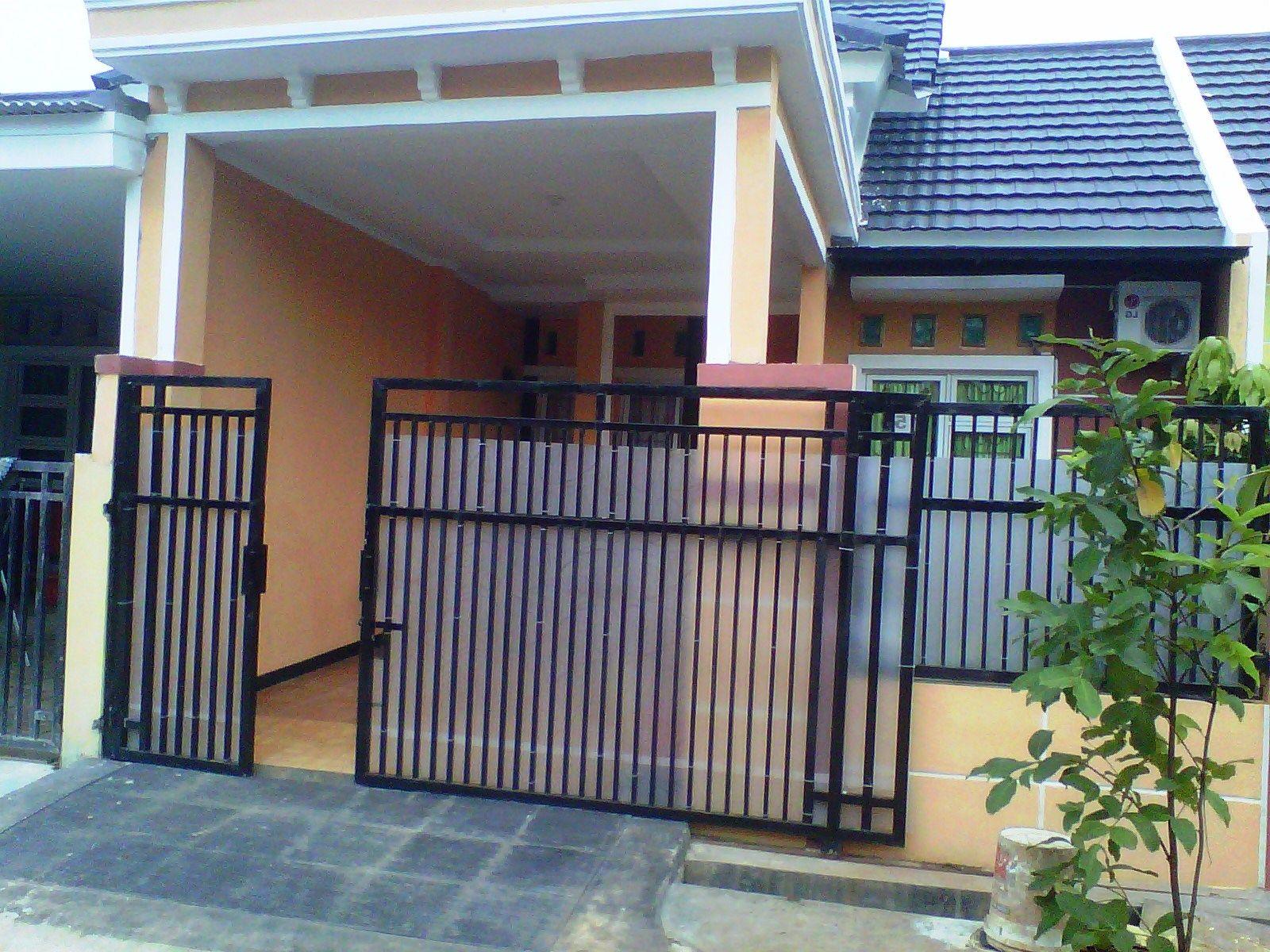 model pagar rumah type 30 | desain rumah minimalis terbaru tahun ini