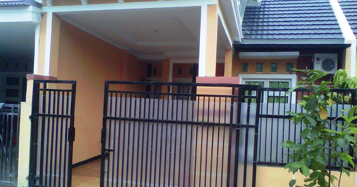 Pagar Rumah Minimalis 2019 Type 36 Rumah Joglo Limasan Work