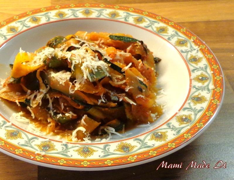 how to cut zucchini spaghetti