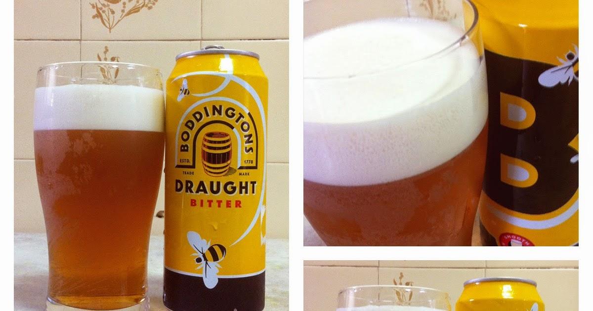 bitter bier england