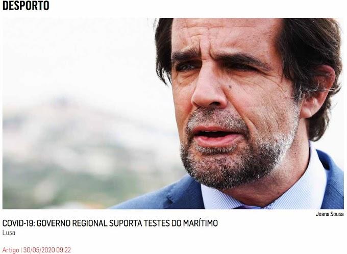 """Jorge Carvalho ao serviço da """"Privada"""""""