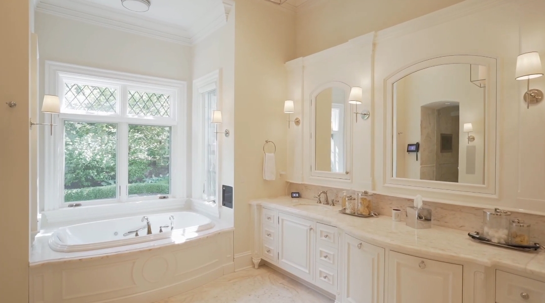 63 Interior Design Photos vs. 55 Penwood Rd, Bedford Corners, NY Luxury Mansion Tour