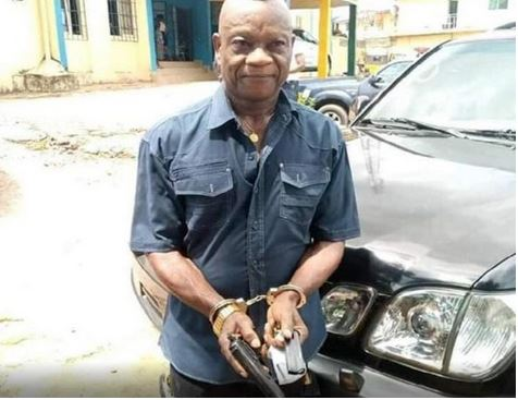 Update On The Anambra Billionaire Who Was Caught With A Gun By Policemen On Patrol #Arewapublisize
