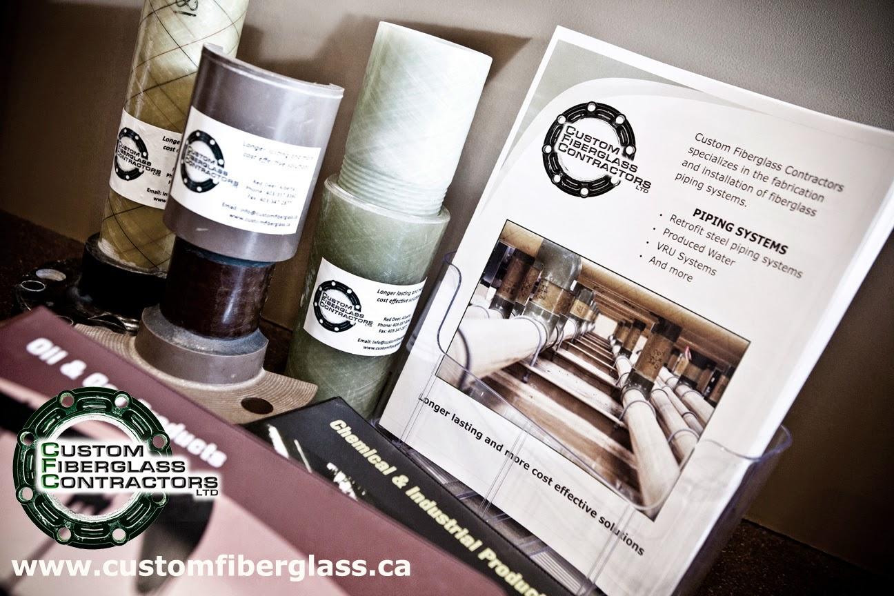 Custom Fiberglass Contractors Ltd