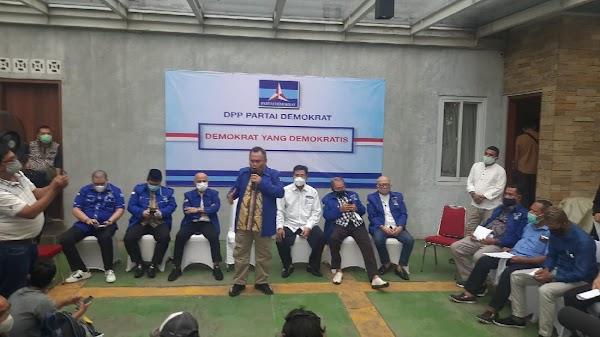Serangan-serangan Baru Kubu Moeldoko: AD/ART Demokrat hingga Mahar Pilkada